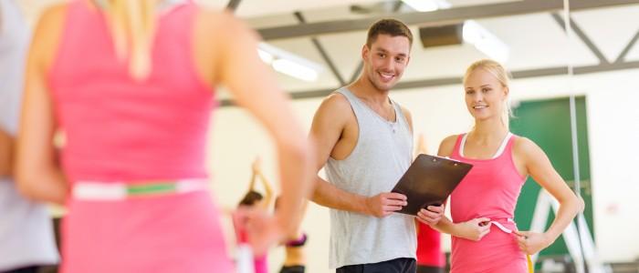 Fitness Sport, Training