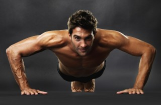 pushup-man